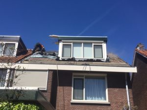 dakdekker in Nijmegen